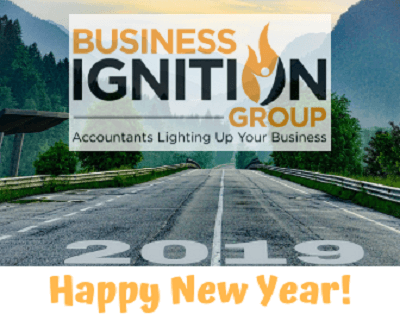 Happy New Year from Business Ignition Group