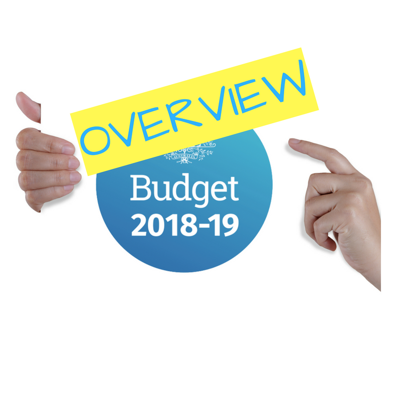 Federal Budget Round Up 2018-19